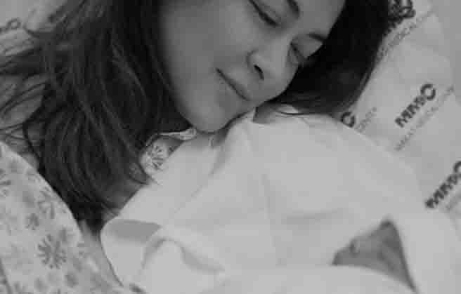 Marian Rivera gives birth to a healthy baby boy