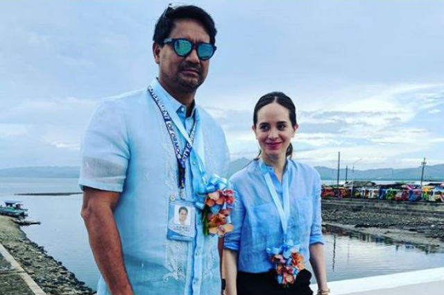 Richard Gomez receives backlash after statement about the road that Lucy Torres 'built'