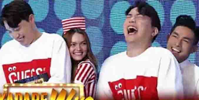 WATCH:  Hilarious hug experiment by Stephen and Ion to Ryan Bang