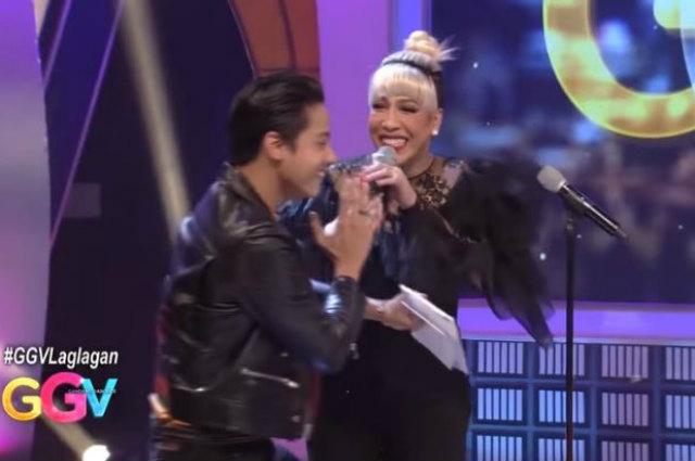 WATCH: Alex Gonzaga and Daniel Padilla reveal the things Vice Ganda gave to past boyfriends