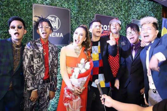 Ex-Battalion members share 'thankful' posts after Ai Ai Delas Alas' resignation as their manager