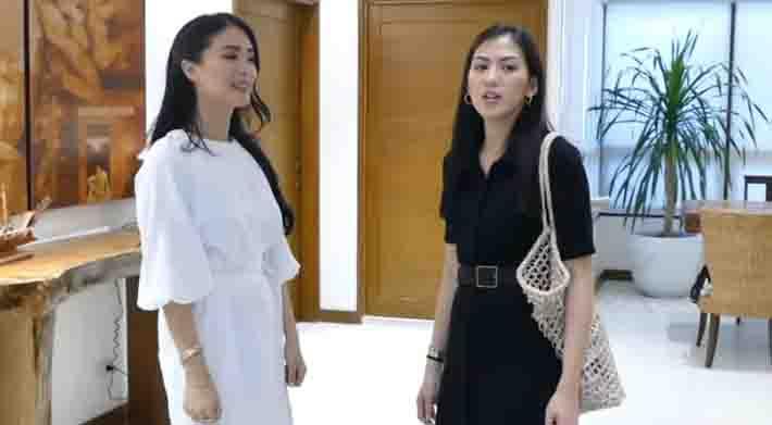 Heart Evangelista joins Alex Gonzaga in her new vlog entry
