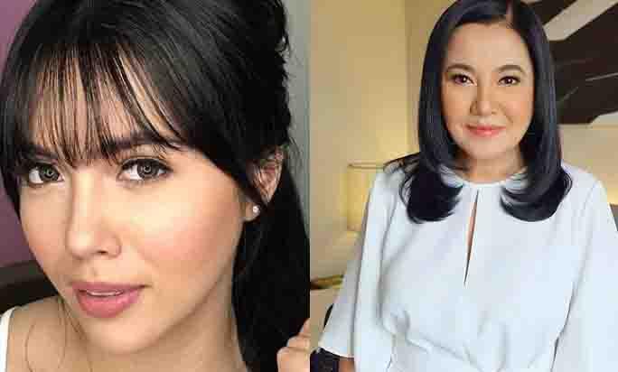 Lorna Tolentino sinagot ang tanong tungkol sa pagbubuntis diumano ni Julia Montes