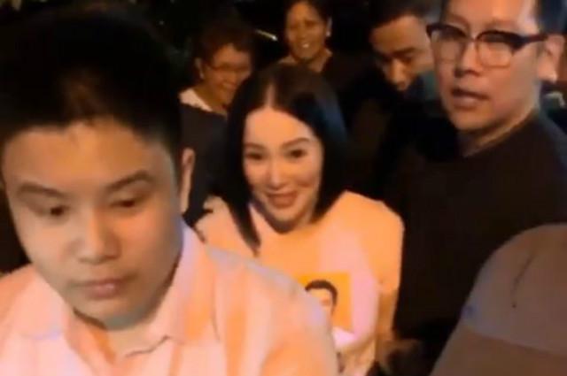 Kris Aquino reveals the senatorial candidates that she voted