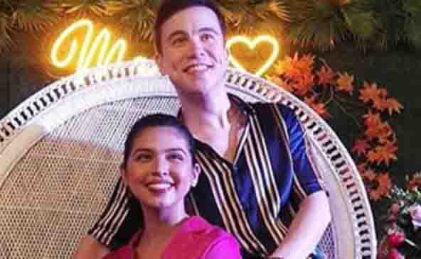 Netizens react to Maine Mendoza and Arjo Atayde being sweet to one another