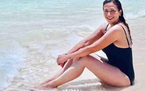 Zsa Zsa Padilla timeless beauty at 55