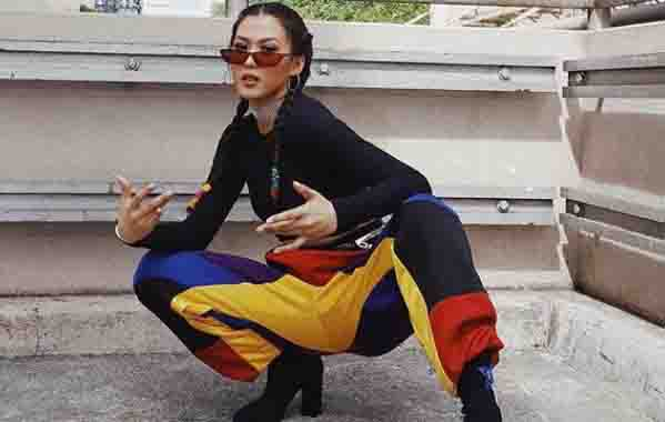 Netizen calls the song Chambe 'basura'; Alex Gonzaga reacts