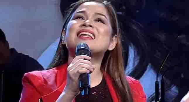 "OPM Divas impersonator Jennie Gabriel sings ""Ikaw Na Nga"" at Wowowin"
