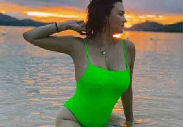 Angelica Panganiban sizzles in Siargao Island