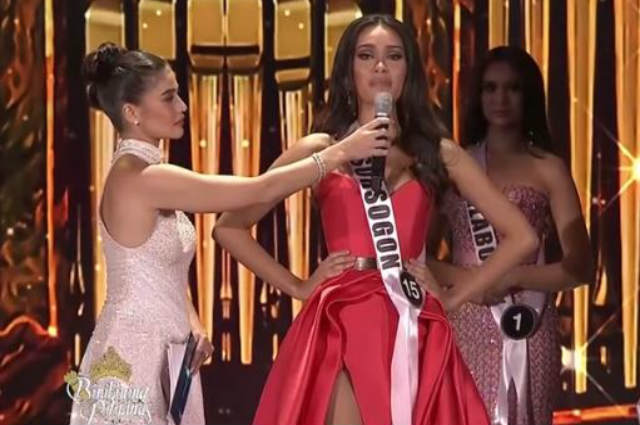 WATCH: Vice Ganda teases Anne Curtis over viral Binibining Pilipinas 'microphone' moment