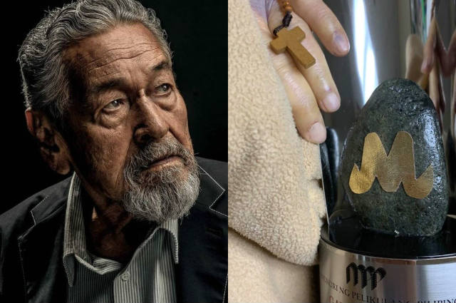 Eddie Garcia wins Best Actor award in Gawad Urian
