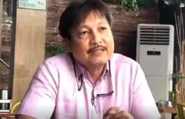 "WATCH:  Dr Tony Rebosa on Eddie Garcia: ""everything is in God's hands"""