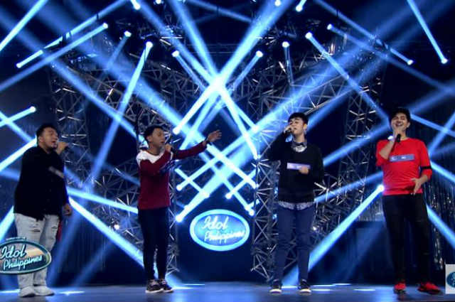 "WATCH: 4th Dimension's ""Stay With Me"" cover in 'Idol Philippines' Theater Round goes viral"