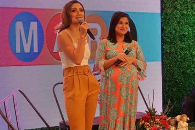Iya Villania replaces Suzi Entrata in new 'Mars' on GMA-7