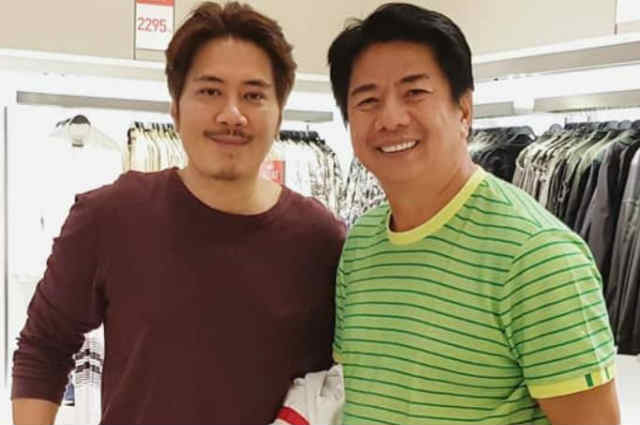 "Janno Gibbs bumps into Willie Revillame while shopping: ""Inutusan ang saleslady 'Bigyan ng jacket yan!'"""