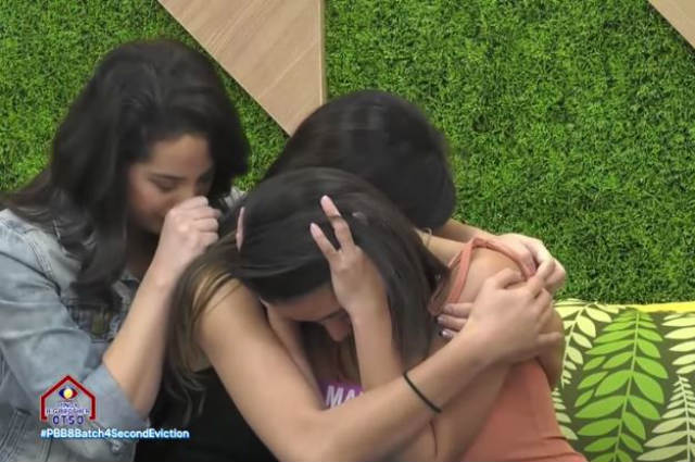 """Mae Alfante gets evicted from """"Pinoy Big Brother"""" house"""