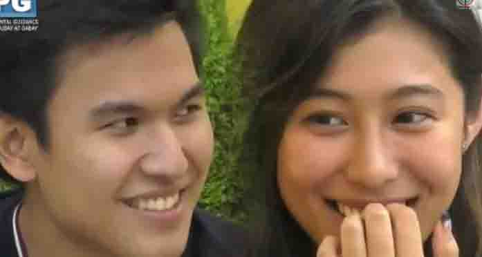WATCH:  Gino Roque asks Kiara Takahashi for permission to court her