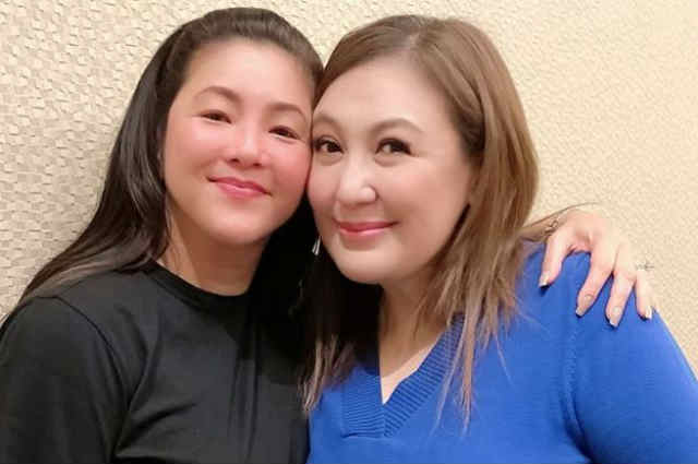Regine Velasquez and Sharon Cuneta hint about upcoming project together