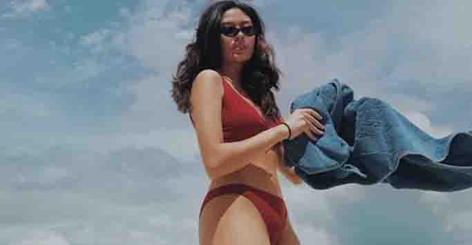 """Sharon Cuneta reacts to Frankie's swimsuit photo: """"Don't show too much"""""""