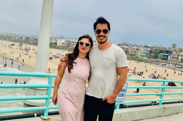 Did Vina Morales introduce her new boyfriend on Instagram?