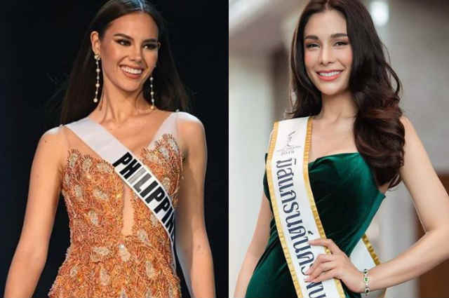 Miss Grand Thailand says she will apologize to Catriona Gray if she messages her directly