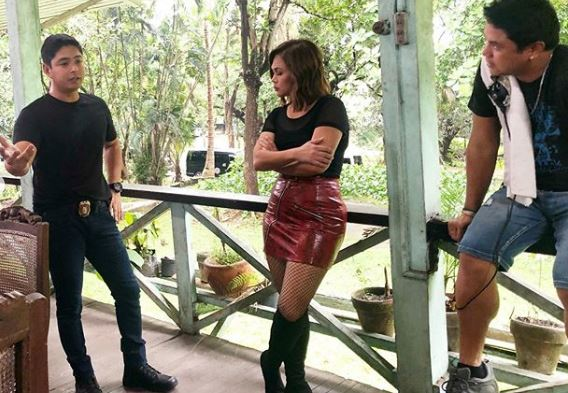 First look at Judy Ann Santos' character in 'FPJ's Ang Probinsyano'