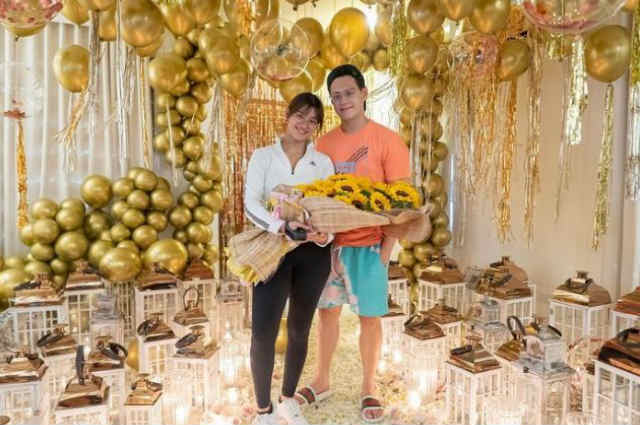 WATCH: Liza Soberano receives homecoming surprise from Enrique Gil and family