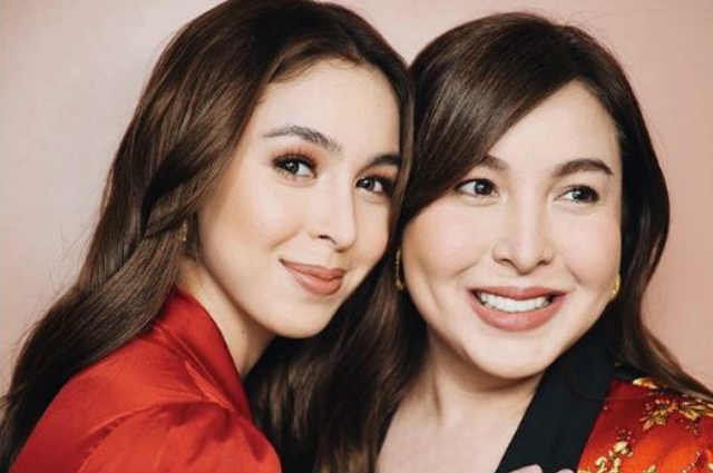 """Julia Barretto expresses support to mom Marjorie Barretto: """"Everyone was a witness, everyone will stand by you"""""""