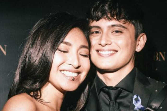 Nadine Lustre hits back at basher saying she and James Reid have broken up