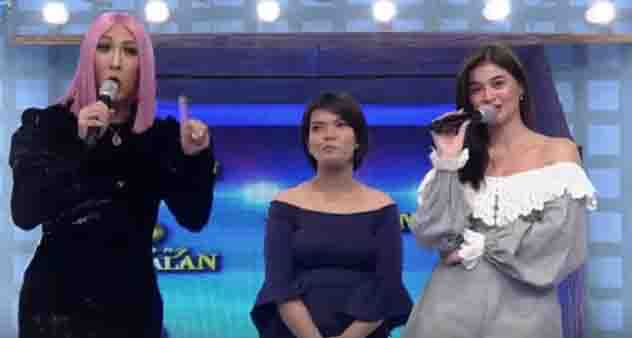 "Vice Ganda to Anne Curtis:  ""imagine if hindi kayo nag-away ni Sam Milby"""