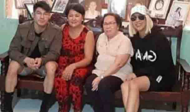 Families of Vice Ganda and Ion Perez meet