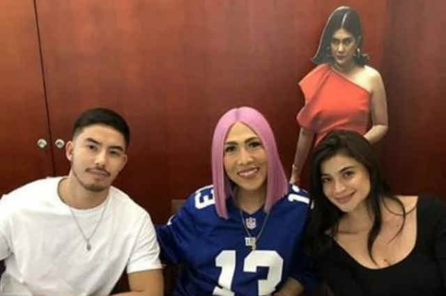 Dimples Romana joins Vice Ganda and Anne Curtis' upcoming movie