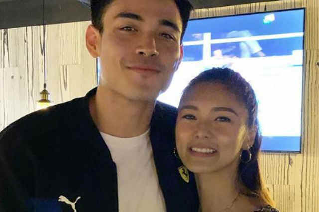 Xian Lim celebrates 30th birthday with Kim Chiu and friends