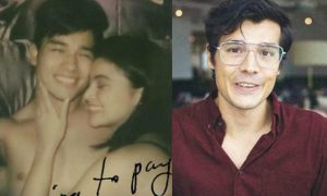 Erwan Heussaff defends Anne Curtis from netizens criticizing her for doing love scenes amid being married
