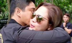 "Judy Ann Santos expresses gratitude to Coco Martin: ""Masaya ko at proud ako sayo"""