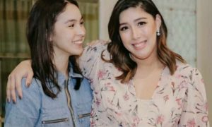 "Dani Barretto all praises to Julia Barretto: ""She's such a fighter"""