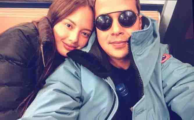 Boy Abunda shares his opinon about the rumored breakup between John Lloyd and Ellen Adarna