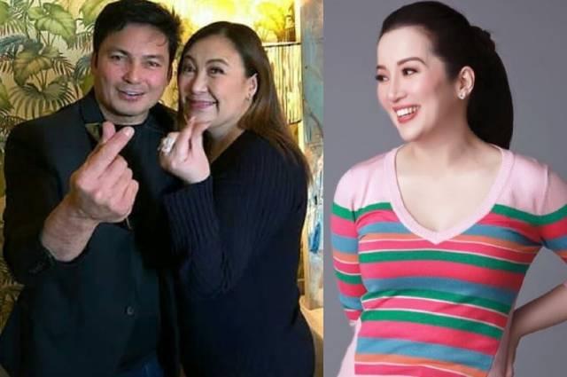 Kris Aquino expresses interest to co-produce Sharon Cuneta and Gabby Concepcion's reunion movie