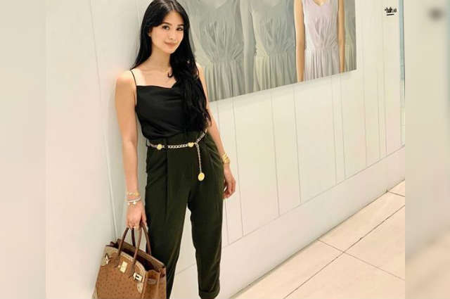 """Heart Evangelista receives negative remarks from netizens over crocodile bags: """"You say you love animals"""""""
