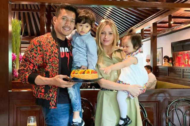 LOOK: James Yap's son celebrates 3rd birthday