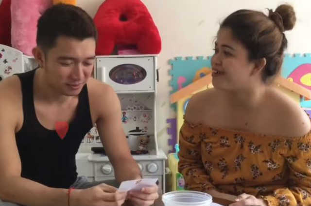 WATCH: Melai Cantiveros and Jason Francisco get naughty in their 'fast talk' video