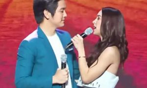 Joshua Garcia and Julia Barretto's 'ASAP Natin 'To sa Bay Area' performance flooded with 'dislikes'
