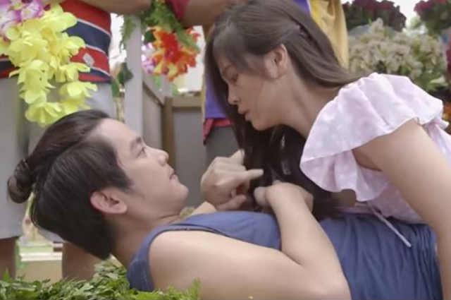 Joshua Garcia and Janella Salvador show on-screen chemistry in 'The Killer Bride'