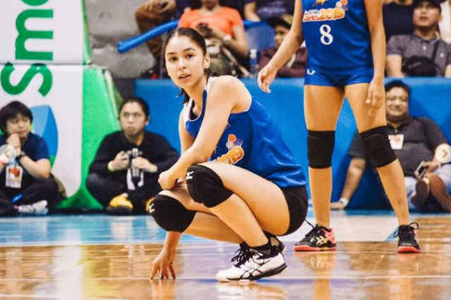 "Julia Barretto gets sentimental over All-Star volleyball game: ""We fought hard till the end"""