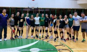 "Julia Barretto and Kim Chiu express excitement over upcoming volleyball match: ""We're both shaking right now!!!"""