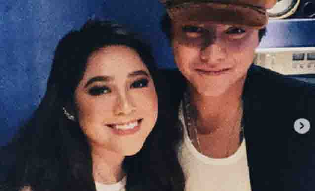 Daniel Padila collaborates with Moira dela Torre with the song 'Mabagal'
