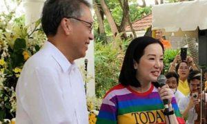 "Kris Aquino reveals apologizing to Mar Roxas: ""Nag sorry ako for our DADS and most especially, for NOY"""