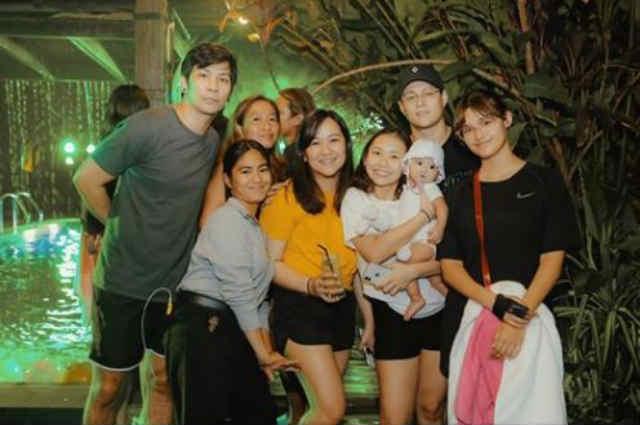 Liza Soberano and Enrique Gil throw a surprise party for their family