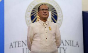 Noynoy Aquino absent at father's death anniversary rites due to flu