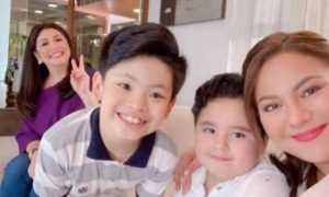 "Karla Estrada teases project with Regine Velasquez: ""Dream come true!!!"""